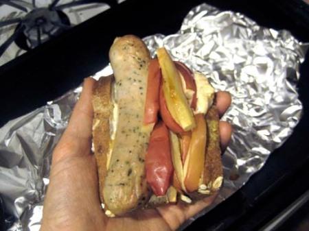 alone_sausage